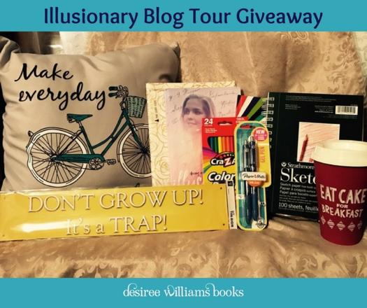 Illusionary Blog Tour Giveaway (1)